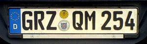 kennzeichenqm254